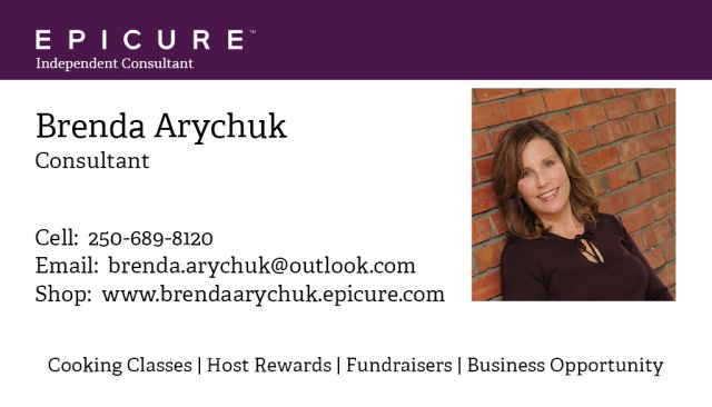 Epicure Independent Consultant