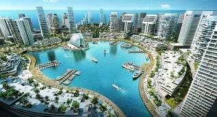 Nigeria in 2020......Eko atlantic city (Under construction)