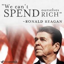 Unknown  Romantacizing Reagan: Part I - Taxation and Spending Unknown