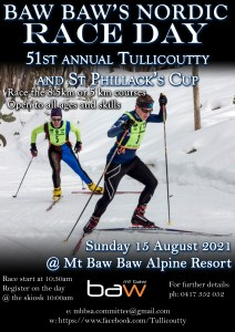 Tullicouty Cup poster 2021