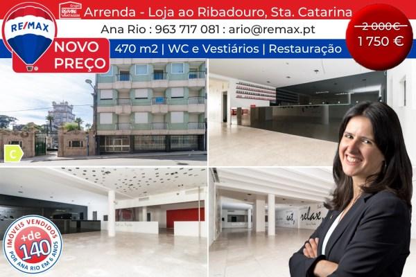 Novo Preço - Loja ao Ribadouro, Sta. Catarina