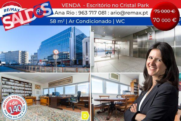 154 Saldos Venda Escritório Cristal Park