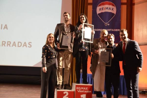 Reconhecimento Grupo Remax Vantagem 2018