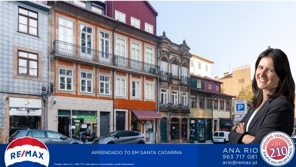 Arrendado T0 em Santa Catarina