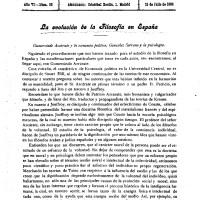 La Revista Blanca (Decimotercera entrega)