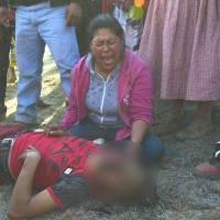 Arantepacua, terrorismo de Estado contra los pueblos indígenas.