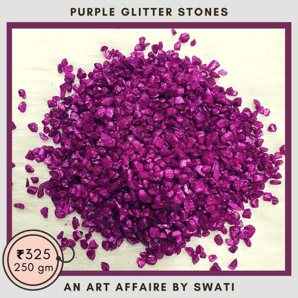 New Glitter Stones