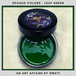Opaque Colors