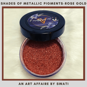 Shades of Metallic Pigments