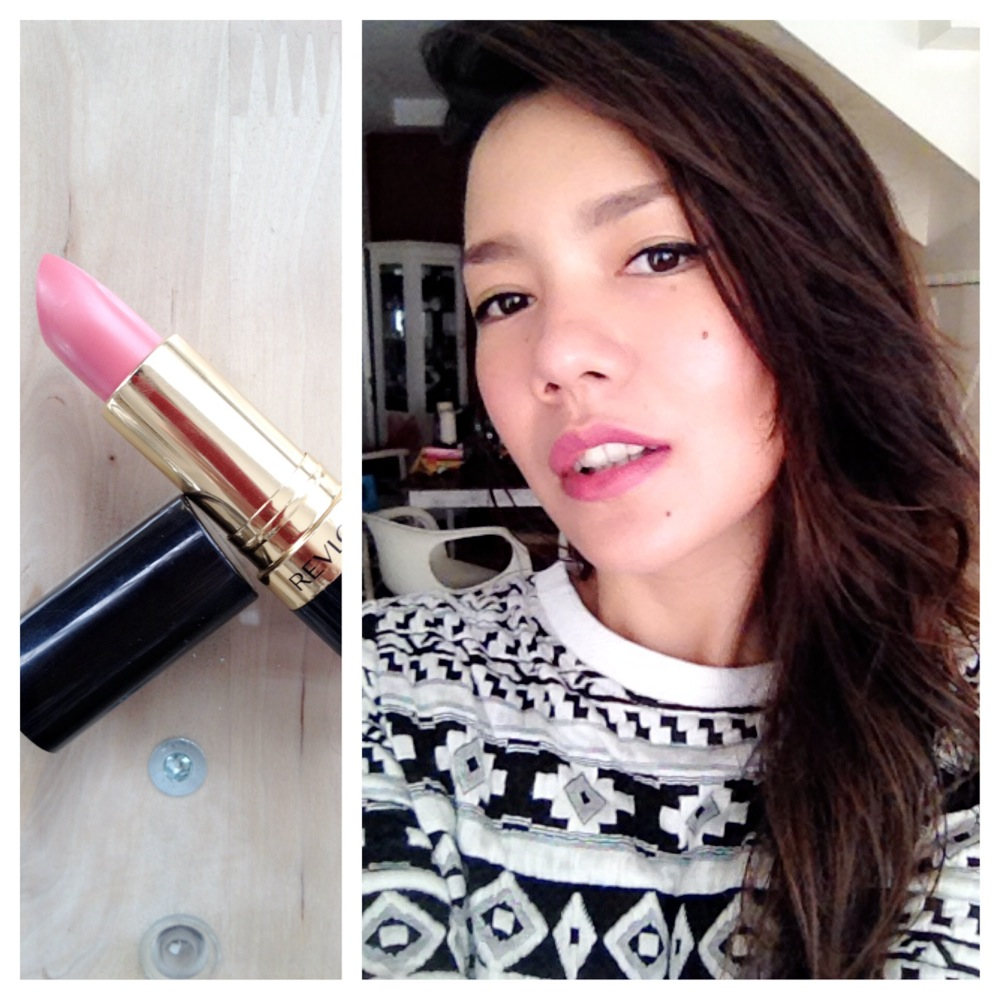 Lipstick PReview Revlon Super Lustrous Lipstick In Pink
