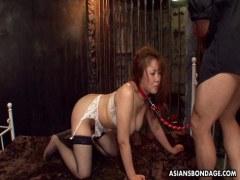 地下に監禁されレイプされ続け性奴隷になる桃尻ギャルのアナル動画無料