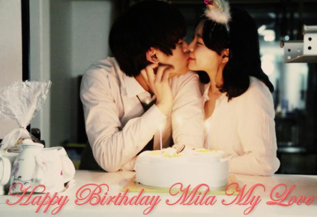 Happy Birthday Mi Amor Camila And Anas Ahmed