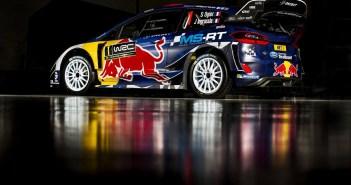 2017 Ford Fiesta WRC Tanıtıldı