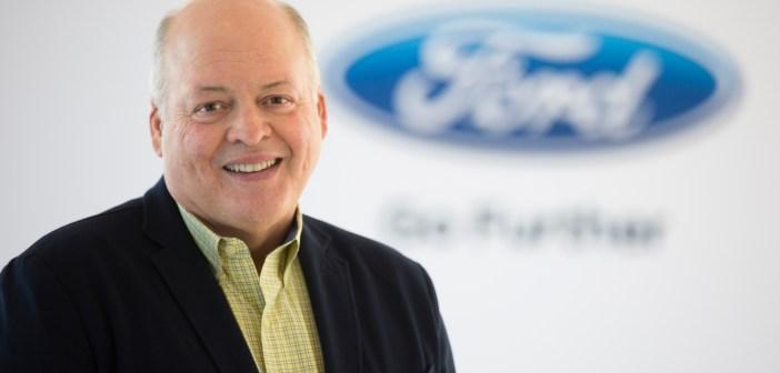 Ford Gelecekteki Uygulamalarını Güçlendirmek için Yeni CEO Atadı
