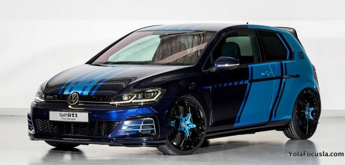 Elektrikli Tahrik Sistemine Sahip İlk VW Golf GTI Sunuldu