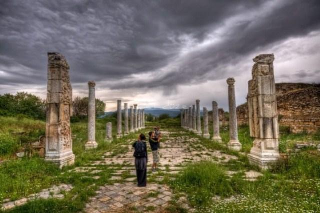 Aphrodisias,Aydın