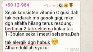 testi vitamin c5