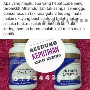 testi vitamin c6