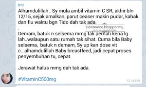 testi vitamin c8