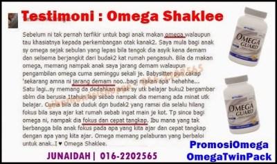 minyak ikan omega-3