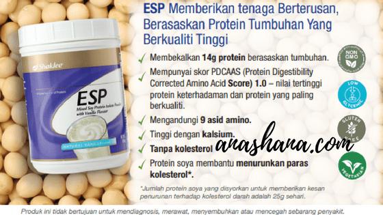Membesar Dengan Sihat Bersama Protein Soya