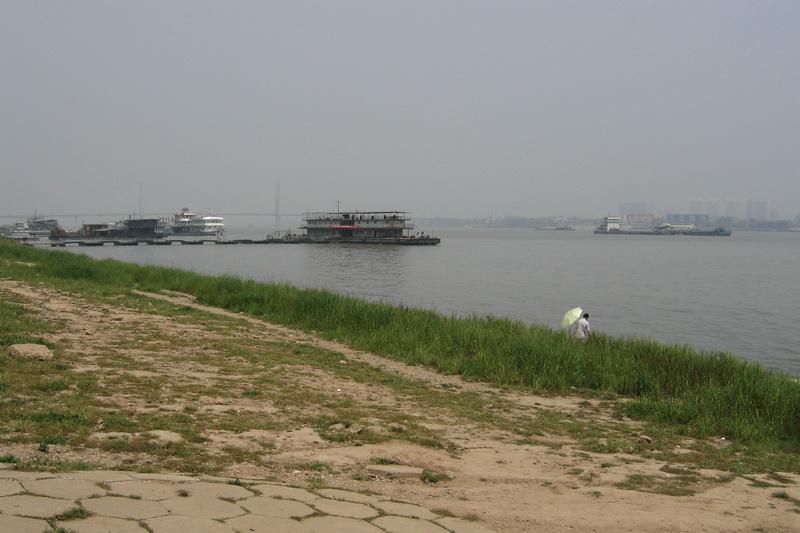 Река Янцзы, Ухань