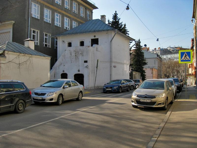 Палаты XVII века в Чертольском переулке