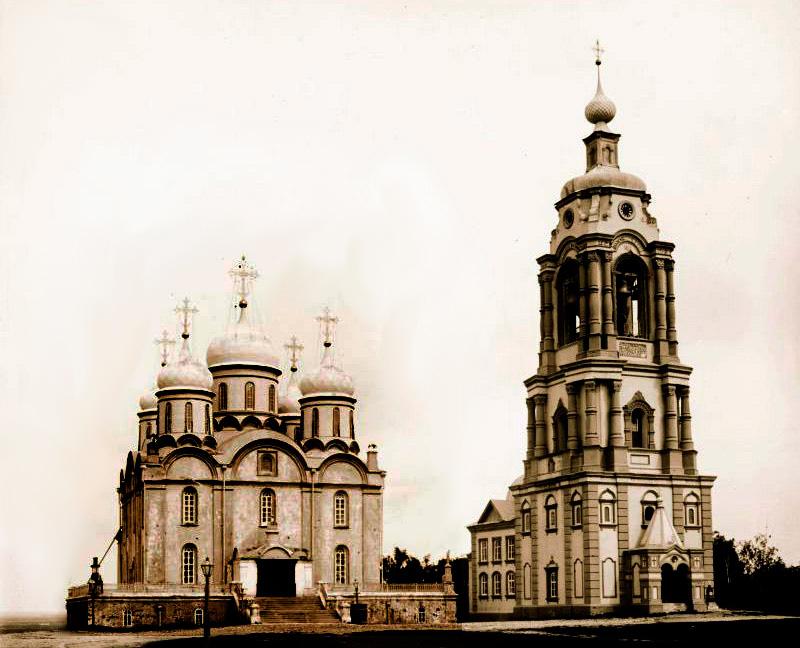 Муром, собор Рождества Богородицы