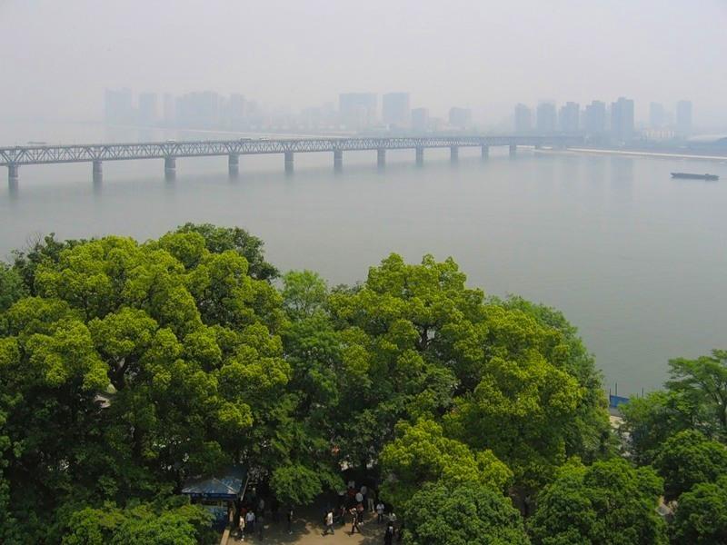 Ханчжоу, река Цяньтан