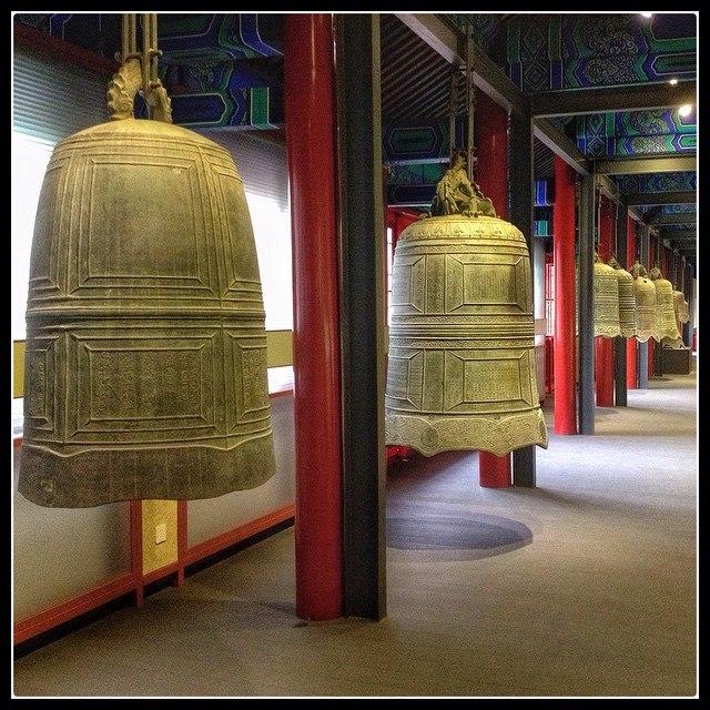 Храм Большого Колокола в Пекине
