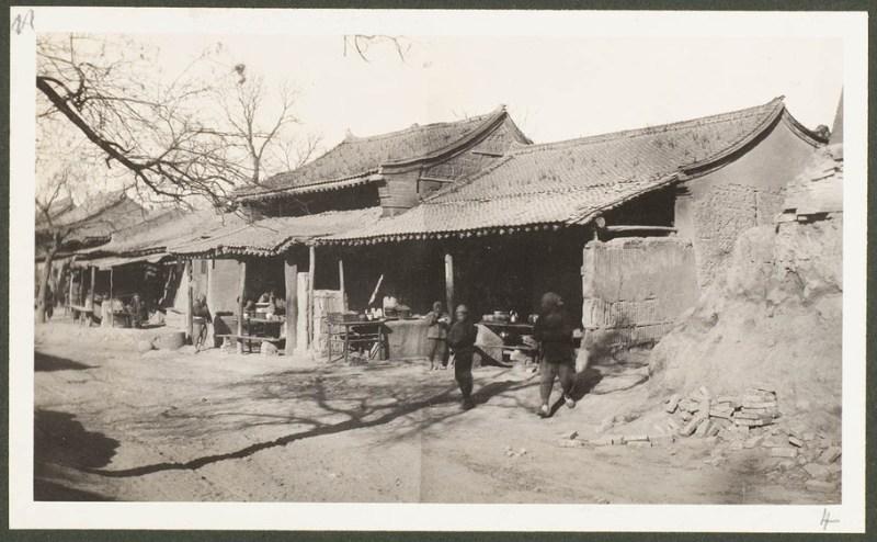 Шуанчжао (ныне дер. Шуанчжао, городской округ Сяньян, пров. Шэньси)