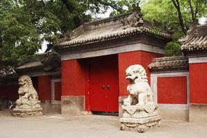 Монастырь Фаюань, достопримечательности Пекина