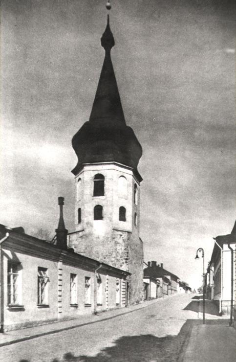 Башня Ратуши, Выборг
