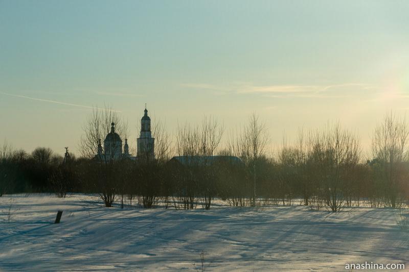 Покровский Авраамиев-Городецкий мужской монастырь