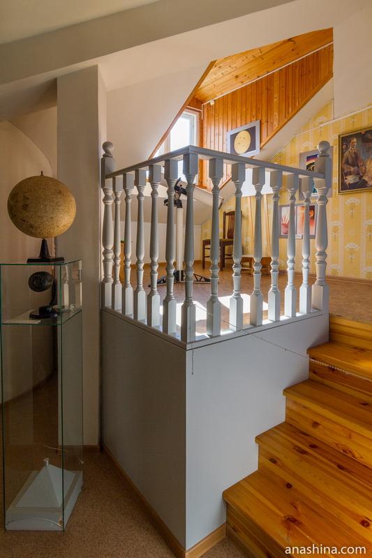 Обсерватория, дом-музей Чижевского, Калуга