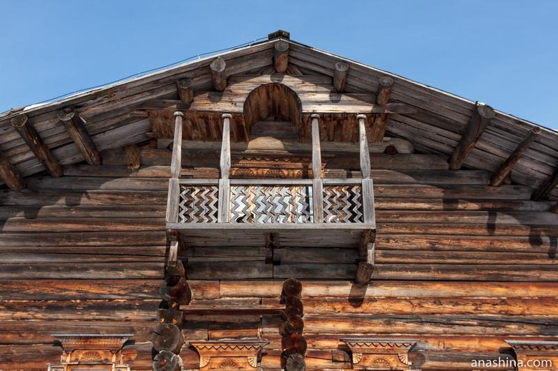 Светелка в доме А.И.Поповой, Семёнково