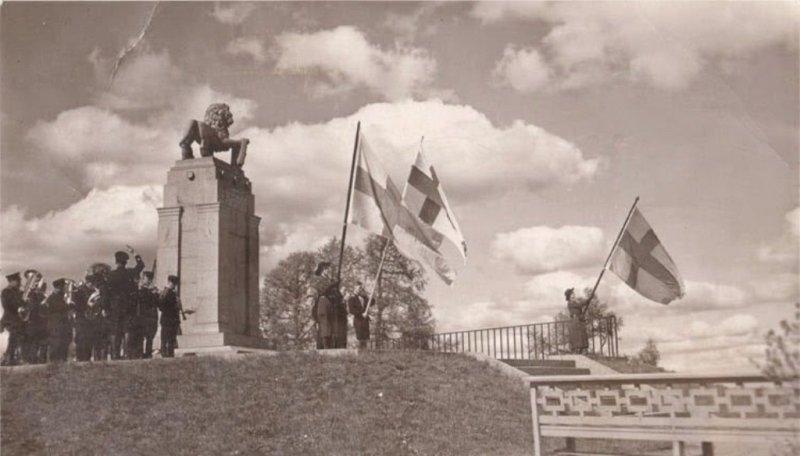 Памятник независимости Финляндии, Выборг