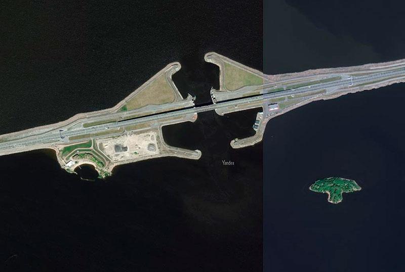 Судопропускное сооружение С2
