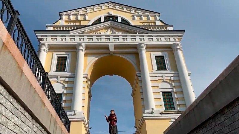 Московские ворота, Иркутск