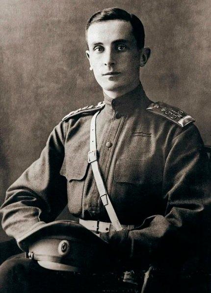 Князь Феликс Феликсович Юсупов в молодости