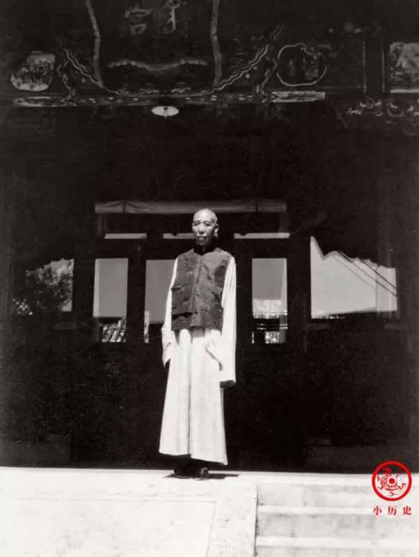 Евнух Чжан Цяньхэ 张谦和, служивший последнему китайскому императору Пуи