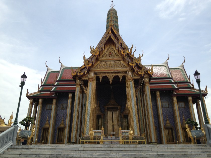 Thailand 6 Days Itinerary Grand Palace Bangkok