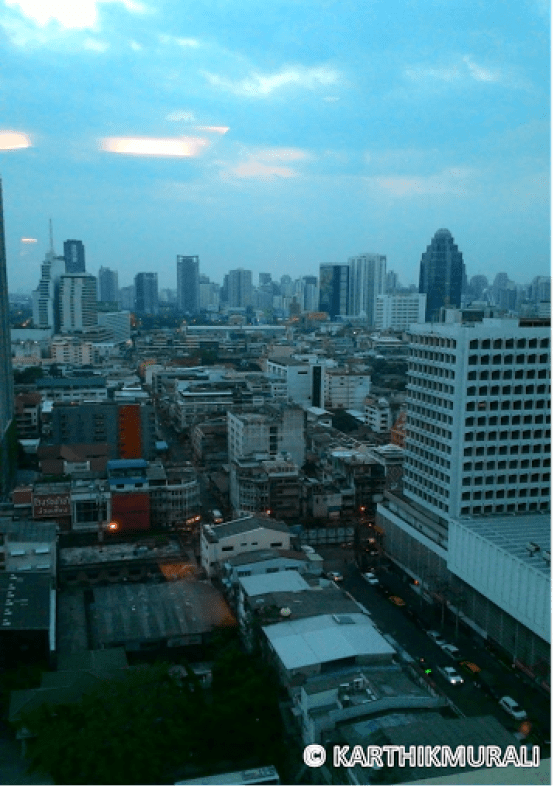 Baiyoke Sky View