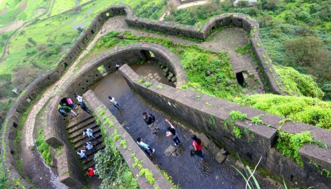 TripAdvisor Top Attractions Lohagad Fort