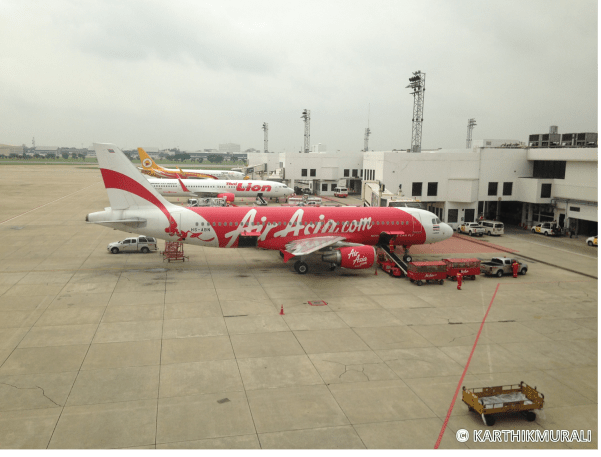 Thailand 6 Days Itinerary Don Mueang Airport Bangkok Thailand
