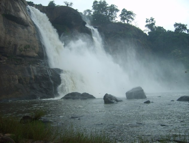Athirapalli Falls India's Top 15 Destinations