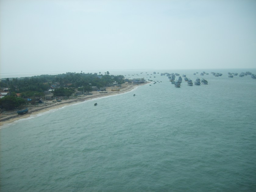 Dhanushkodi Rameshwaram 3-day itinerary Pamban Bridge
