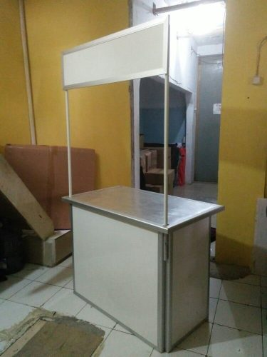 jual booth portable