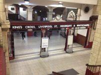 Entrada antiga da Metropolitan Line na Baker Street