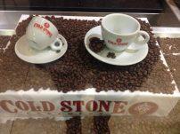 Ah, e agora tem café na Cold Stone! Se tinha faz tempo, eu não sabia! hehe